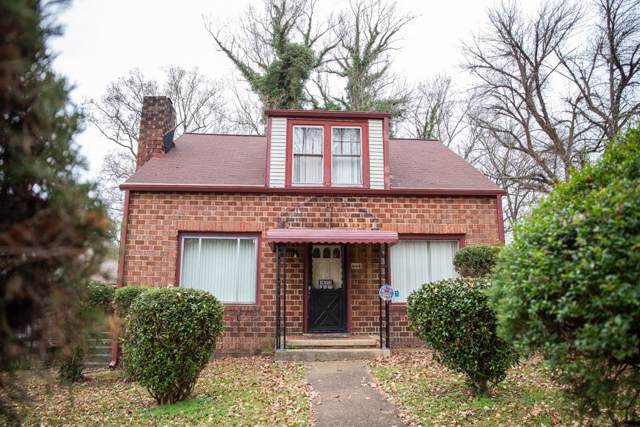 904 Morningside Drive, Knoxville, TN 37915 (#1101869) :: Realty Executives