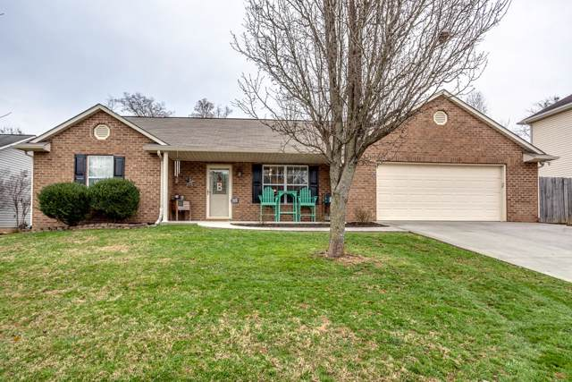 144 Cottonwood Meadow Rd, Powell, TN 37849 (#1102259) :: Catrina Foster Group