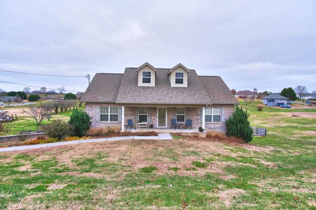 4251 Pea Ridge Rd, Maryville, TN 37804 (#1102289) :: Adam Wilson Realty