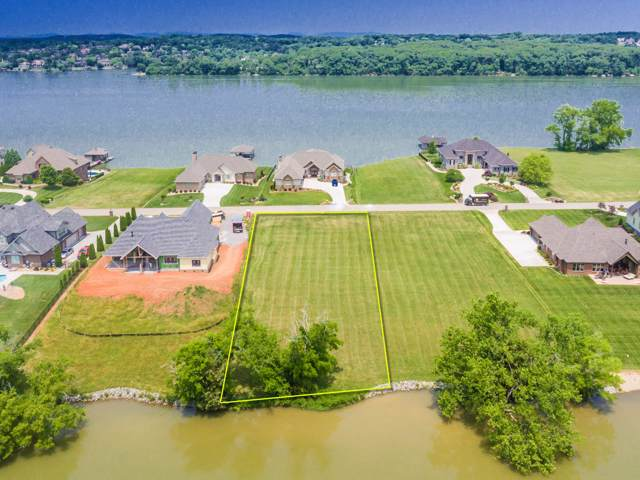 Lot 48 Promontory Point, Louisville, TN 37777 (#1102302) :: Catrina Foster Group