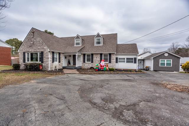 4960 Beverly Rd, Knoxville, TN 37918 (#1102322) :: Adam Wilson Realty