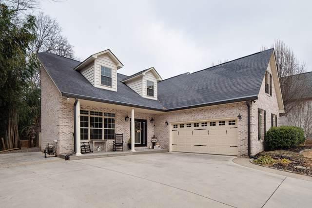 729 Bryant Terrace, Powell, TN 37849 (#1102380) :: Catrina Foster Group