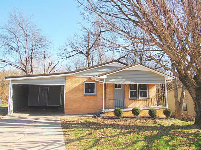 700 Graves St, Knoxville, TN 37915 (#1102445) :: Realty Executives