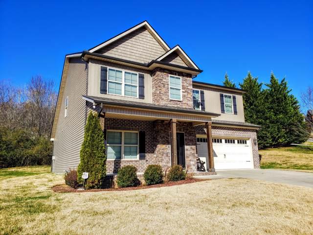 2903 Oakwood Hills Lane, Knoxville, TN 37931 (#1102447) :: Catrina Foster Group