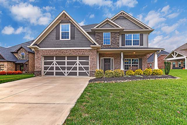 7537 Bellingham Drive, Knoxville, TN 37919 (#1102450) :: Adam Wilson Realty