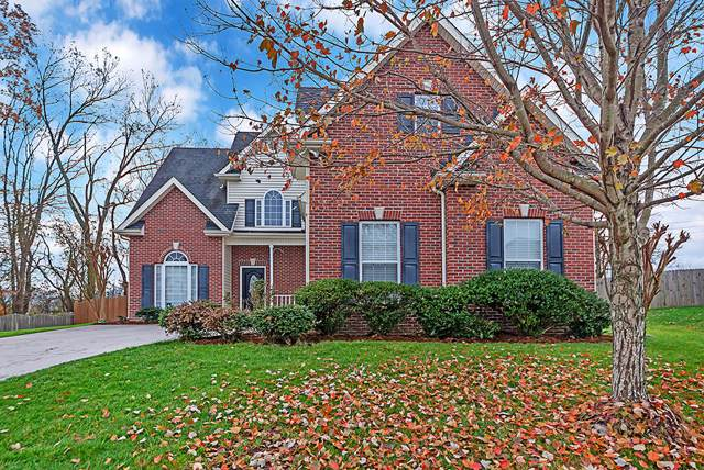 6418 Ridgewalk Lane, Knoxville, TN 37931 (#1102459) :: Shannon Foster Boline Group