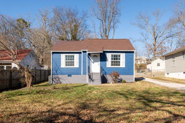 331 Riggs Ave, Knoxville, TN 37920 (#1102462) :: Realty Executives