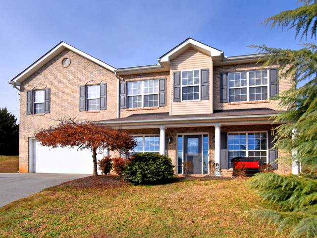 1247 Long Leaf Lane, Knoxville, TN 37932 (#1102464) :: Catrina Foster Group