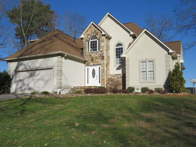 838 Pioneer Drive, Seymour, TN 37865 (#1102474) :: Shannon Foster Boline Group