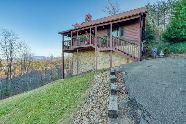 940 Pine Mountain Rd, Sevierville, TN 37862 (#1102486) :: Shannon Foster Boline Group