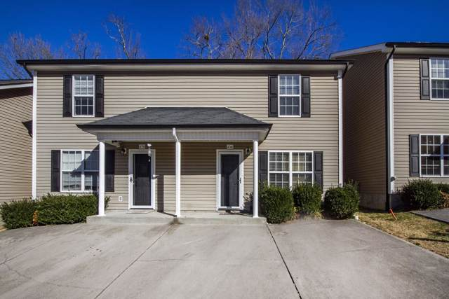 4746 Forest Landing Way #10, Knoxville, TN 37918 (#1102513) :: Realty Executives