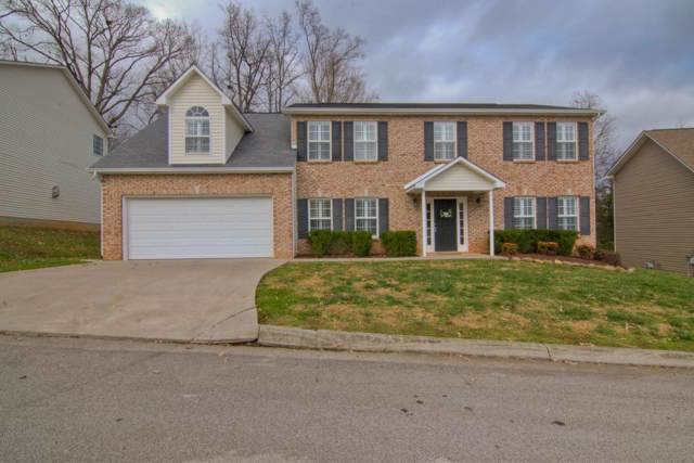7419 Misty View Lane, Knoxville, TN 37931 (#1102518) :: The Cook Team