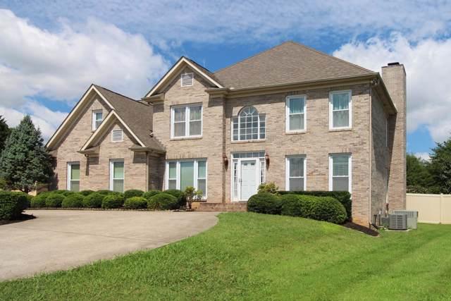 941 Garrison Ridge Blvd Blvd, Knoxville, TN 37922 (#1102542) :: SMOKY's Real Estate LLC