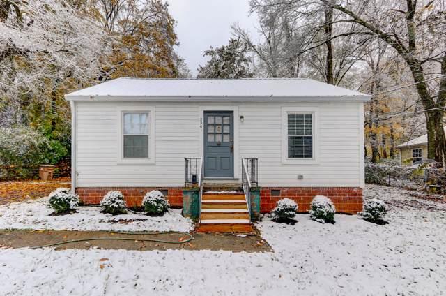 2301 Riverside Drive, Knoxville, TN 37915 (#1102567) :: Adam Wilson Realty