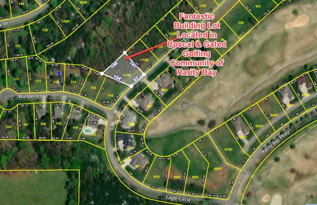 117 Eagle Circle, Vonore, TN 37885 (#1102641) :: Catrina Foster Group