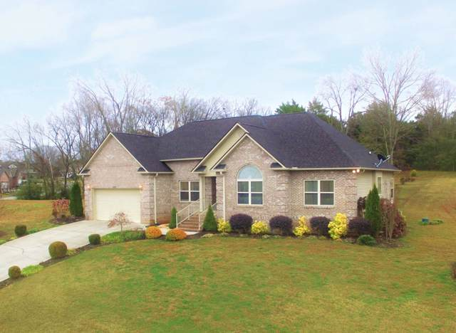 1730 Arrowhead Blvd, Maryville, TN 37801 (#1102701) :: Catrina Foster Group