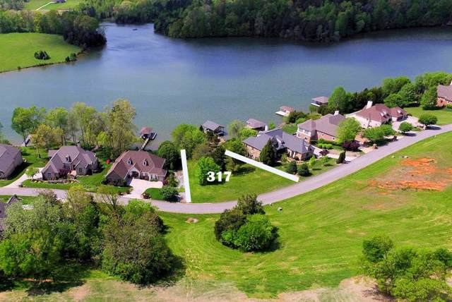 215 Pineberry  Lot 317 Drive, Vonore, TN 37885 (#1102792) :: Catrina Foster Group