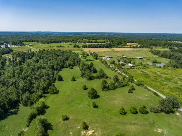 18.8ac Howard Springs Rd, Crossville, TN 38571 (#1102845) :: Billy Houston Group