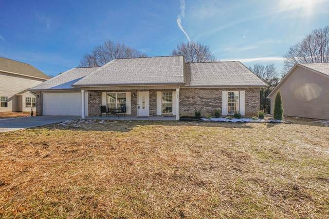 708 Hunter Crest Rd, Maryville, TN 37803 (#1102861) :: SMOKY's Real Estate LLC