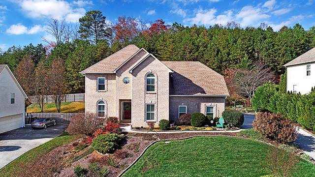 5657 Eagle Crest Lane, Knoxville, TN 37921 (#1103001) :: Shannon Foster Boline Group