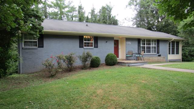 814 Osborne Drive, Jefferson City, TN 37760 (#1103009) :: Shannon Foster Boline Group