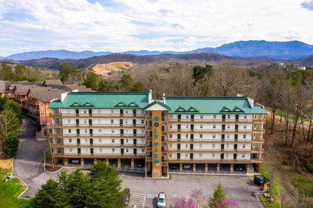 818 Golf View Blvd #1303, Pigeon Forge, TN 37863 (#1103740) :: Billy Houston Group