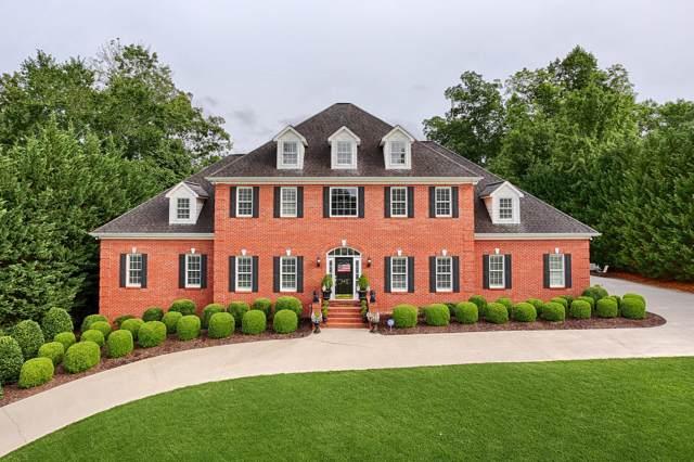 142 Center Park Lane, Oak Ridge, TN 37830 (#1103969) :: Billy Houston Group