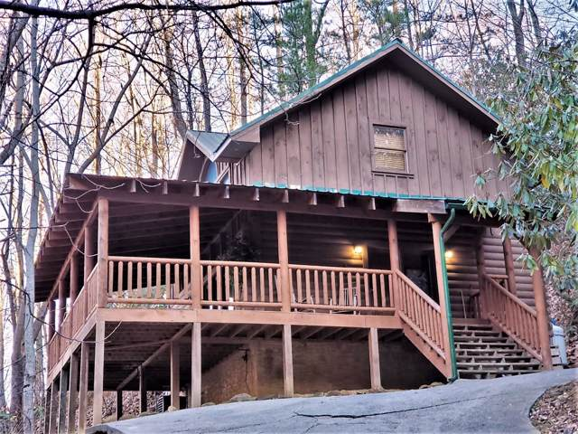 1925 Tamins Court, Gatlinburg, TN 37738 (#1104652) :: Venture Real Estate Services, Inc.