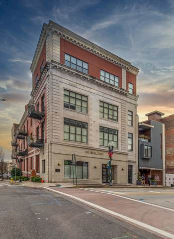300 S Gay St Apt 102, Knoxville, TN 37902 (#1104726) :: Realty Executives