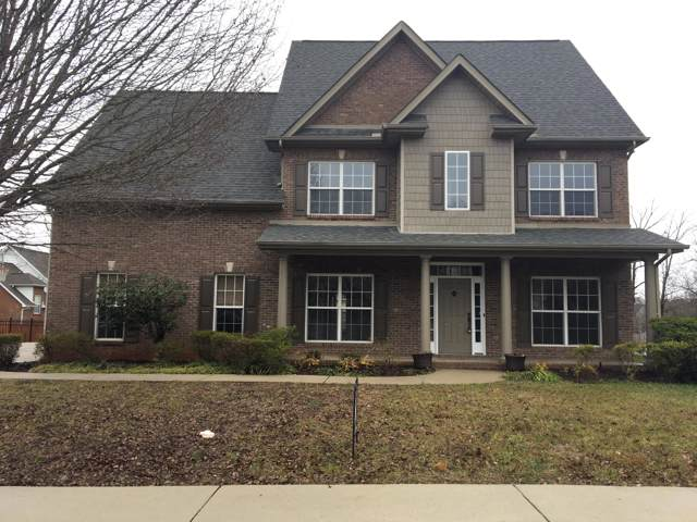 1430 Stone Tower Drive, Knoxville, TN 37922 (#1104929) :: Realty Executives