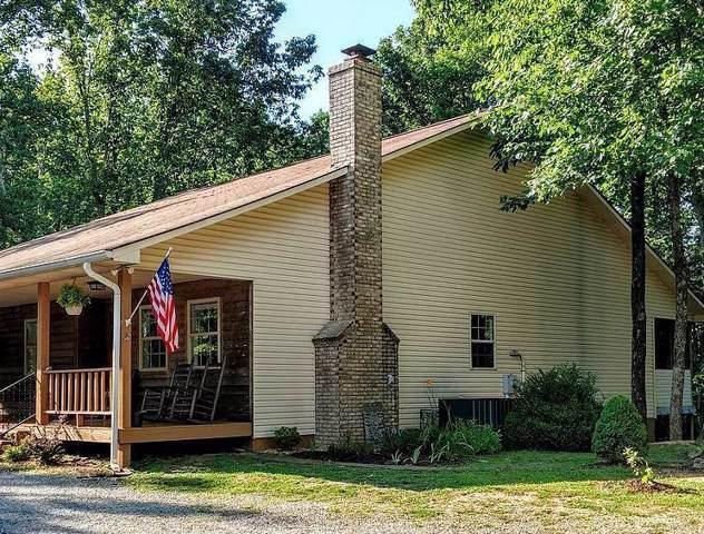708 Poston Drive, Monterey, TN 38574 (#1105014) :: Venture Real Estate Services, Inc.