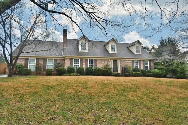 1432 Queensbridge Drive, Knoxville, TN 37922 (#1105067) :: Shannon Foster Boline Group