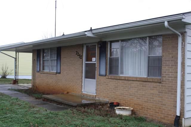 2252 Franklin Drive, Jefferson City, TN 37760 (#1105107) :: Venture Real Estate Services, Inc.