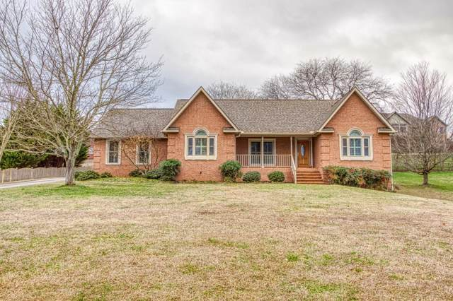 2627 Creekstone Circle, Maryville, TN 37804 (#1105172) :: The Cook Team