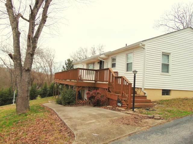 1353 Byrd Circle, Kingston, TN 37763 (#1105265) :: Venture Real Estate Services, Inc.