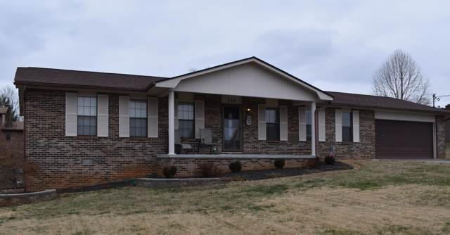 250 Ledwell Drive, Seymour, TN 37865 (#1105421) :: Shannon Foster Boline Group