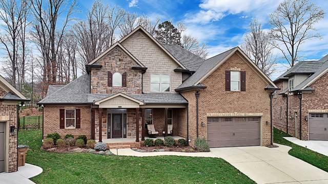 601 Blowing Rock Lane, Knoxville, TN 37922 (#1105435) :: Billy Houston Group