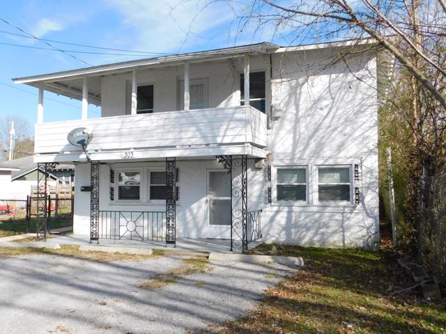 303 S 27th St, Middlesboro, KY 40965 (#1105440) :: Tennessee Elite Realty