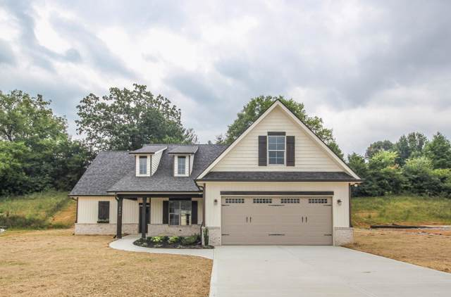 2806 Homestead Court, Maryville, TN 37804 (#1105497) :: Shannon Foster Boline Group