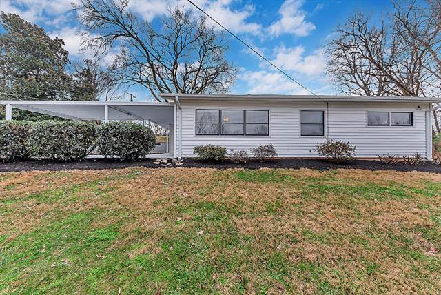 8209 Tamarack Rd, Knoxville, TN 37919 (#1105523) :: Shannon Foster Boline Group