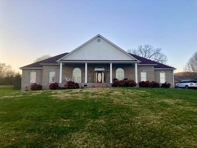 8315 Clapps Chapel Rd, Corryton, TN 37721 (#1105607) :: Shannon Foster Boline Group