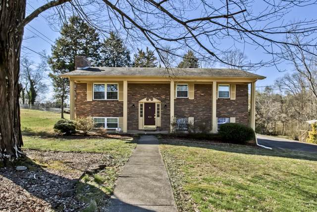 425 Old Spanish Trail Tr, Knoxville, TN 37919 (#1105636) :: Billy Houston Group