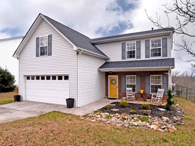 8616 Rayworth Tr, Powell, TN 37849 (#1105667) :: Catrina Foster Group