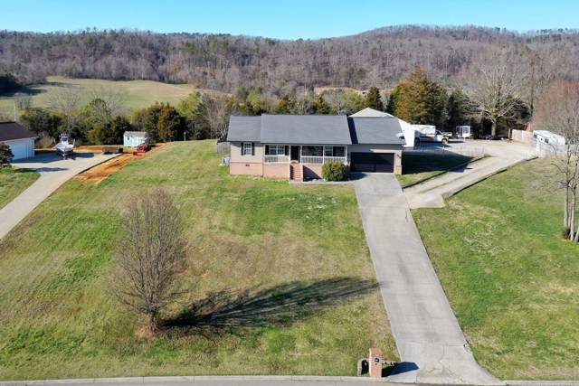 837 Chariot Drive, Seymour, TN 37865 (#1105668) :: Shannon Foster Boline Group