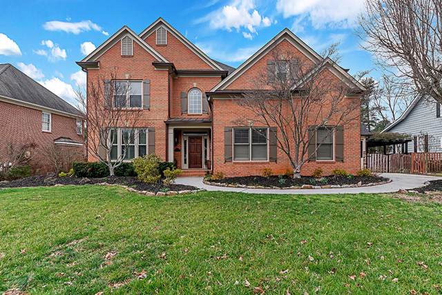 8241 Glenrothes Blvd, Knoxville, TN 37909 (#1105731) :: Catrina Foster Group