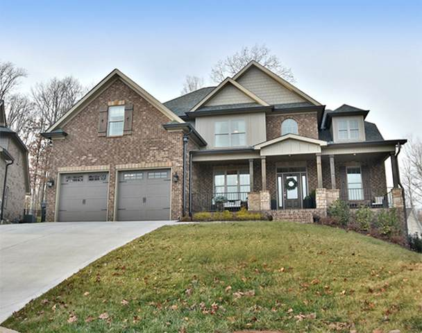 600 Blowing Rock Lane, Knoxville, TN 37922 (#1105817) :: Billy Houston Group
