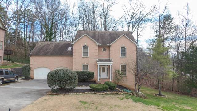 8708 Raindrop Rd, Knoxville, TN 37923 (#1105840) :: Shannon Foster Boline Group