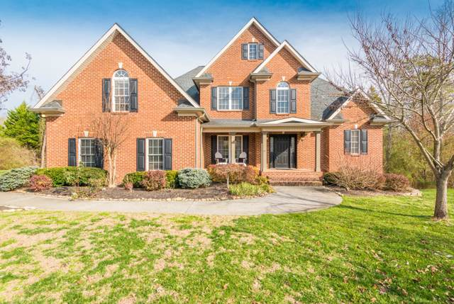 9606 Valley Woods Lane, Knoxville, TN 37922 (#1105847) :: Shannon Foster Boline Group