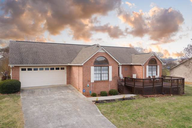 2787 Scenic Lake Circle, Morristown, TN 37814 (#1105866) :: Venture Real Estate Services, Inc.