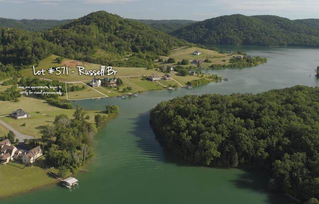 Lot 571 Russell Brothers, Sharps Chapel, TN 37866 (#1106045) :: Realty Executives
